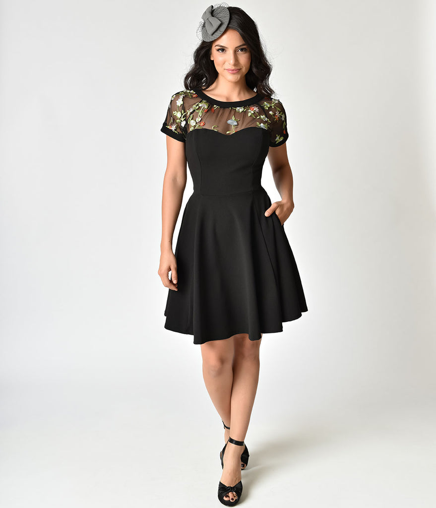 Kasper Jersey Swing Dress ...
