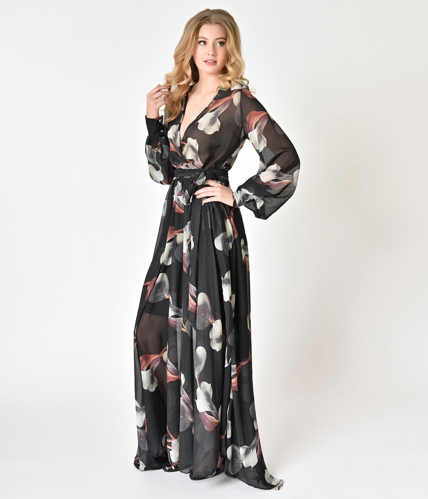 Maxi dress business casual