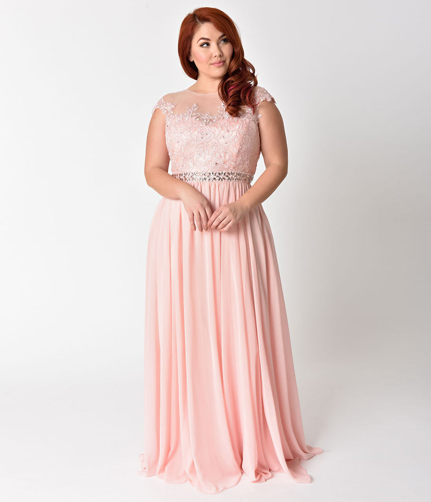 Chiffon Dresses with Sleeves