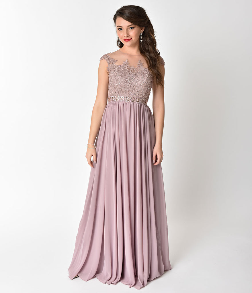 Vintage Prom Dresses – Unique Vintage