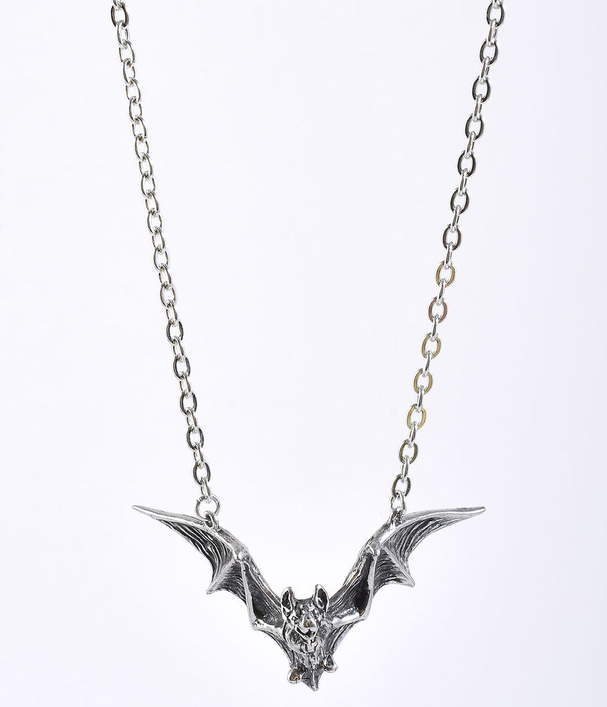 pendant gold bat in chang necklace products michelle