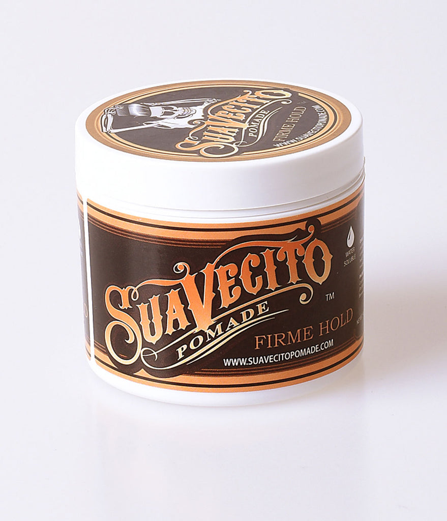 Suavecito Firme Hold Pomade Hair Product