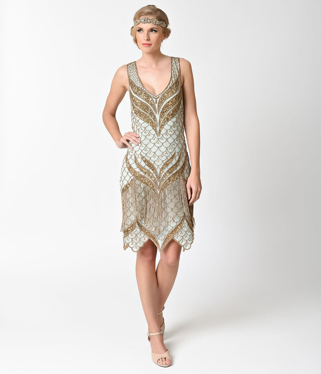 Flapper Dresses for Prom