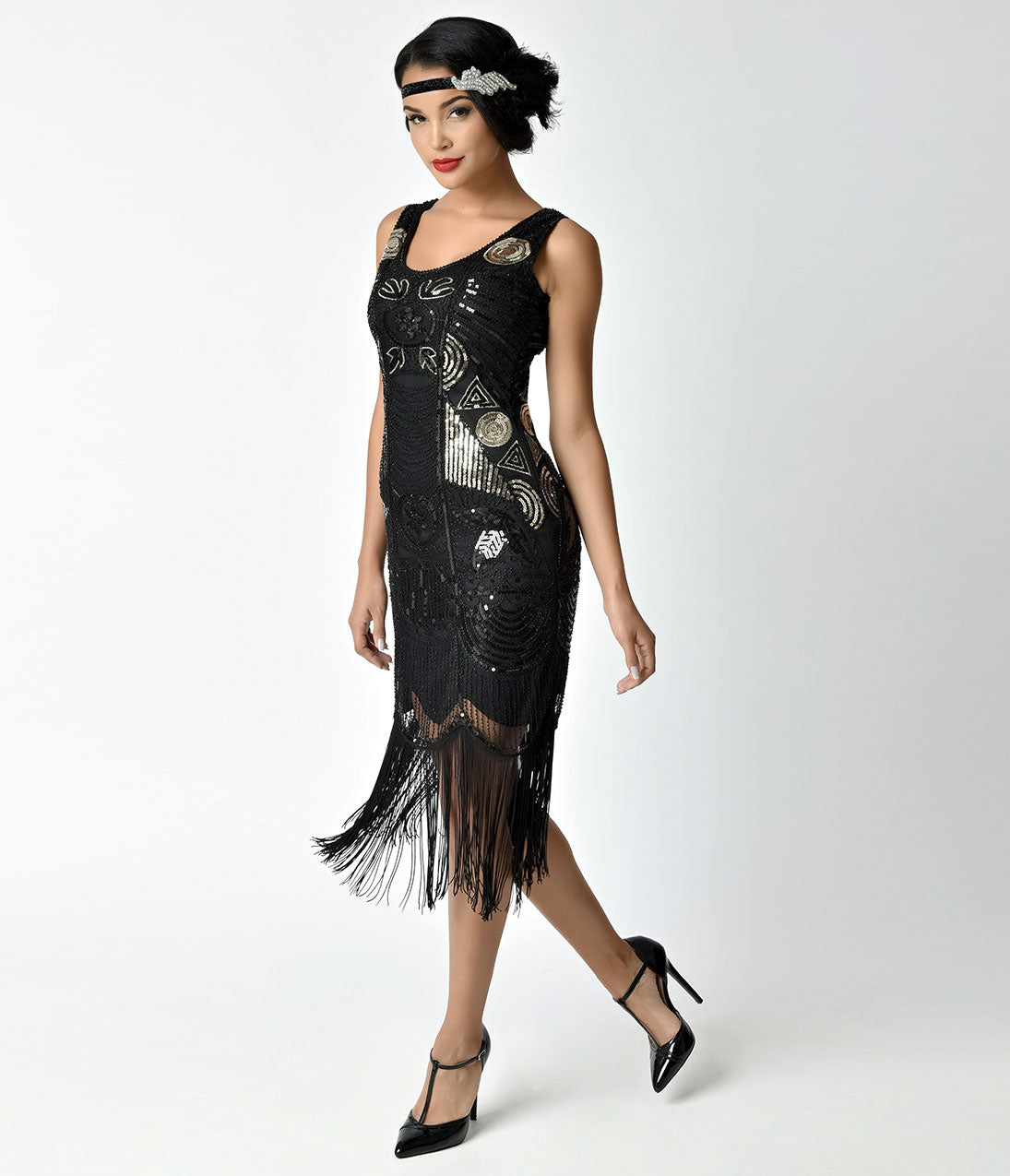 Gatsby Dresses: Great Gatsby Style Gowns