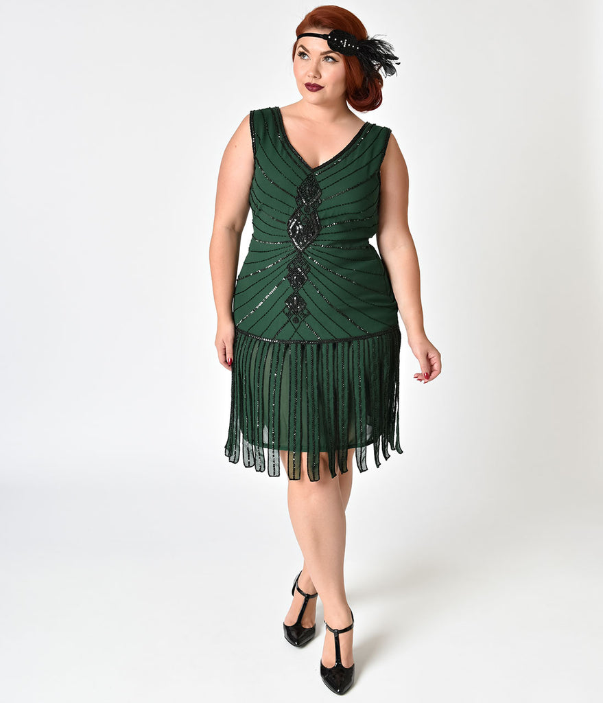 1920s Dresses & Flapper-Inspired Fashion – Page 2 – Unique ...