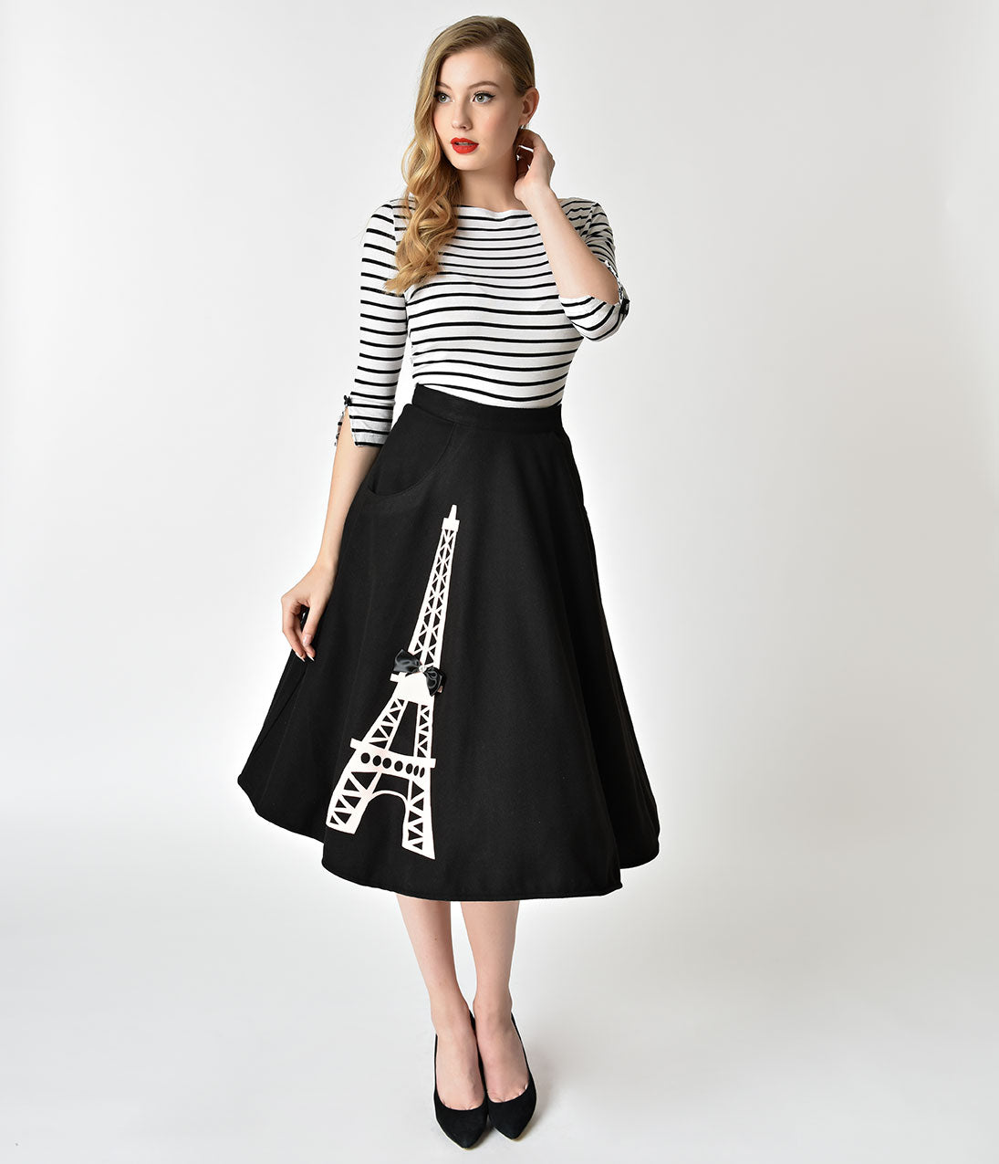 Retro Skirts: Vintage, Pencil, Indie, & Plus Sizes