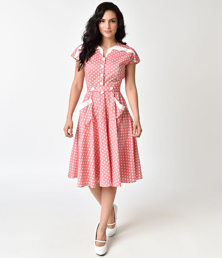 Vintage Dresses - Cute Retro & Vintage-Inspired Dresses – Unique Vintage