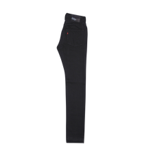 Ignition Black Tapered Jeans  IGW101B