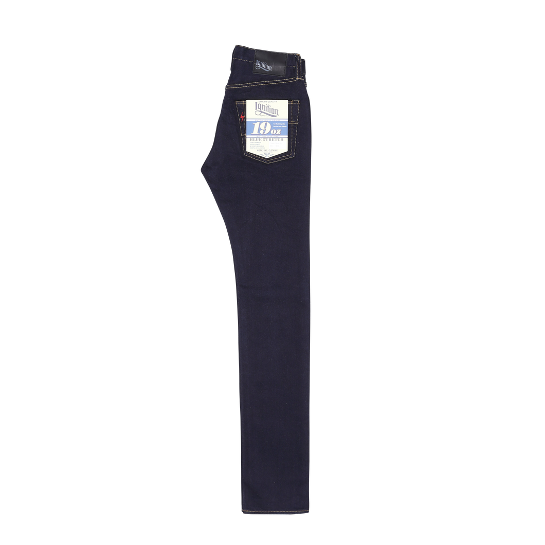 Ignition Blue Stretch Jeans IGW101D