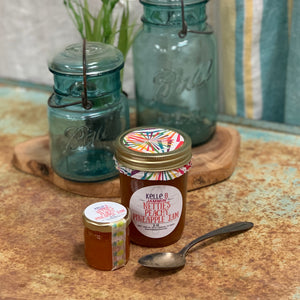 Nettie's Peachy Pineapple Jam