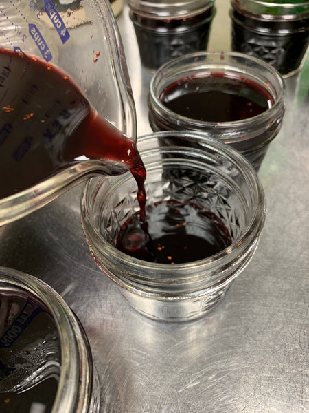 Marvelous Mulberry Syrup
