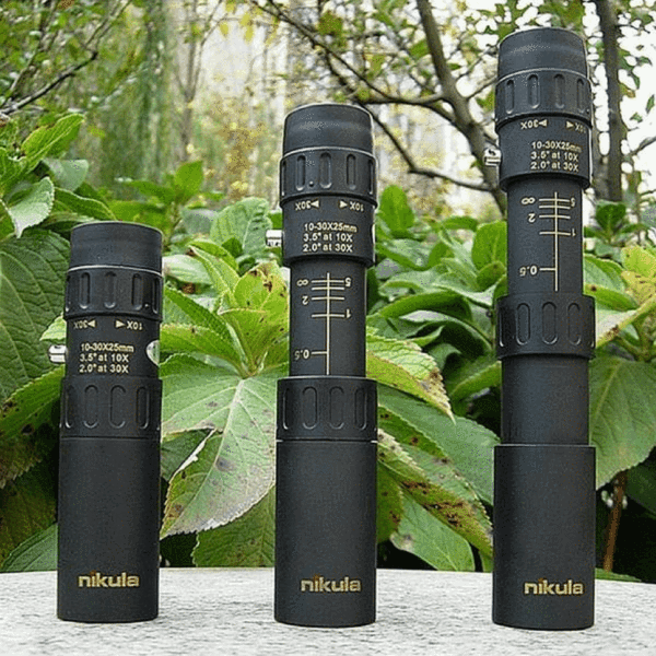 Bundle of 3 Y-391 Nikula  Scope