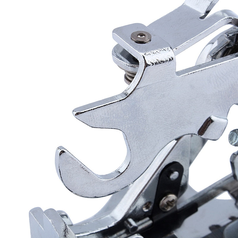 SuperRuffler™ - Effortless Presser Foot