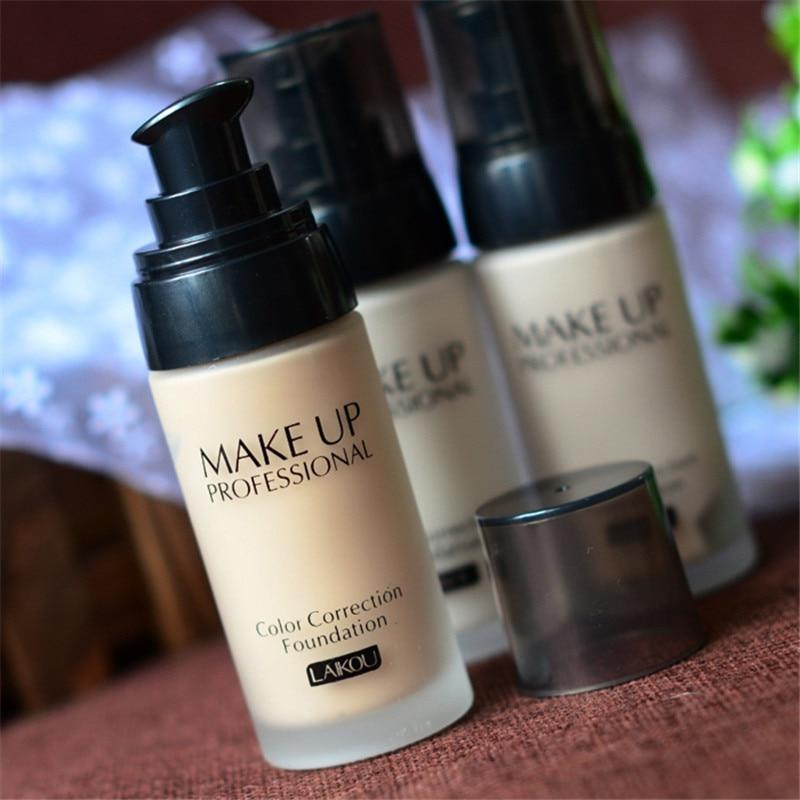 The Magic Flawless Color Changing Foundation