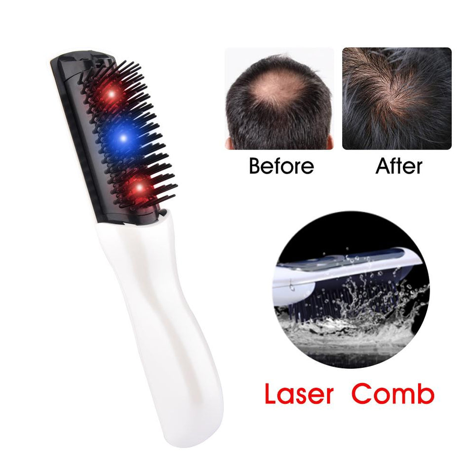 HOME MEDICAL HAIR GROWTH LASER DEVICE
