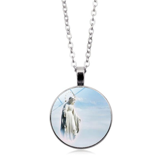 Jesus Faith Necklace
