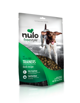 Nulo Freestyle Training Treat - Duck Recipe