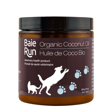 Organic Cold Pressed Coconut Oil (220g)