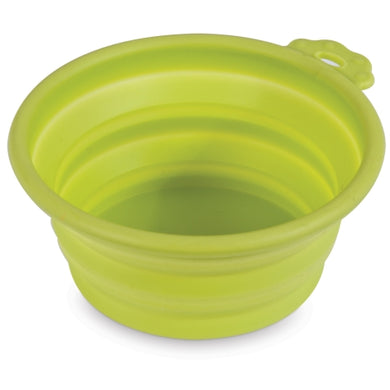 Silicone Travel Bowl (3 cup)