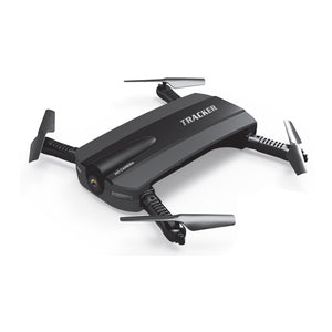 JXD 523 Tracker Foldable Mini Rc Drone with Wifi FPV Camera