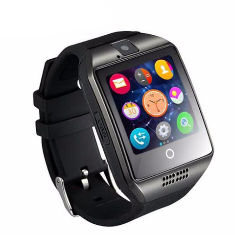 Passometer Smart Watch With Touch Screen