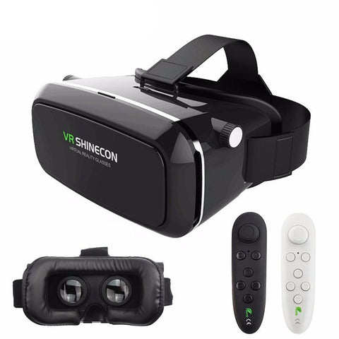 VR Shinecon 3D Glasses Pro Virtual Reality