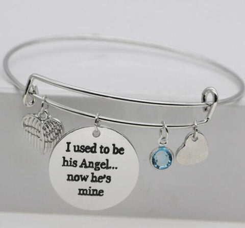 Bereavement Encouragement Charm Bracelets