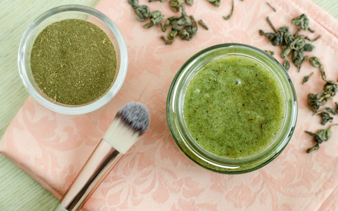 How Does Green Tea Extract Benefit Your Skin?