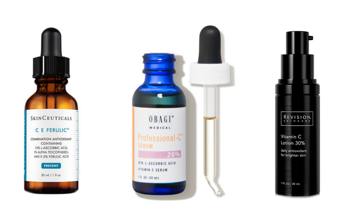 Top 5 Vitamin C Serums for the Ultimate Anti-Aging Skin Care Routine