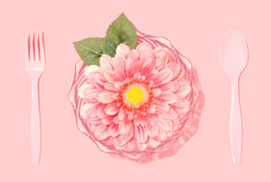 Floral Flavors Food Trends 2019