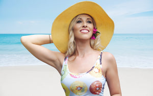 stylish wide brimmed hats summer