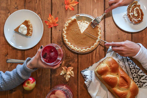 skin healthy thanksgiving foods