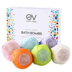 Earth Vibes Bath Bombs Sensitive Skin