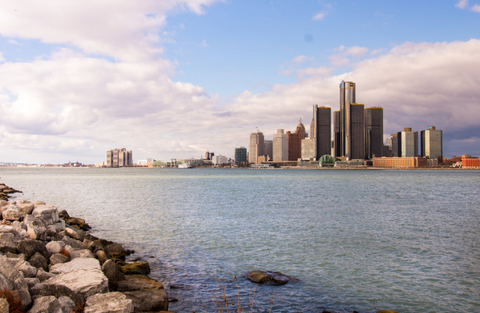 vegan-friendly city Detroit