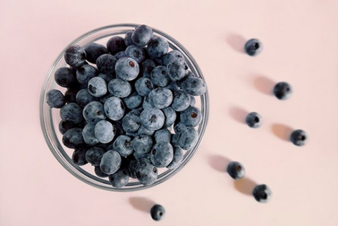 antioxidants blueberries
