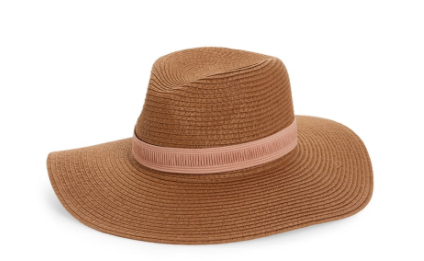 Mesa Packable Straw Hat