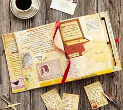 mother-daughter letter book set mothers day ideas