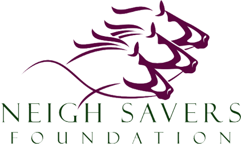 Neigh Savers Foundation logo