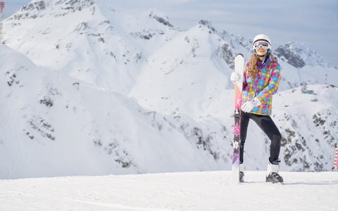 skin care tips for skiers