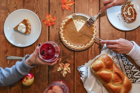 skin healthy harvest and thanksgiving foods
