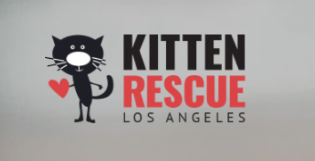 Kitten Rescue Los Angeles logo