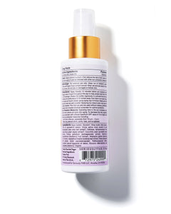 Sheer zinc sunscreen facial mist.