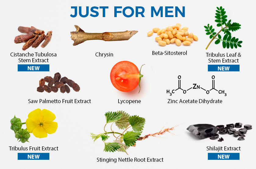 Male health blend - Total Balance Men's Premium