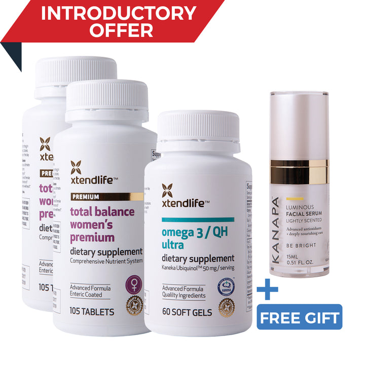 Foundational Health Premium Pack For Women