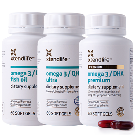Omega 3 DHA Fish Oil