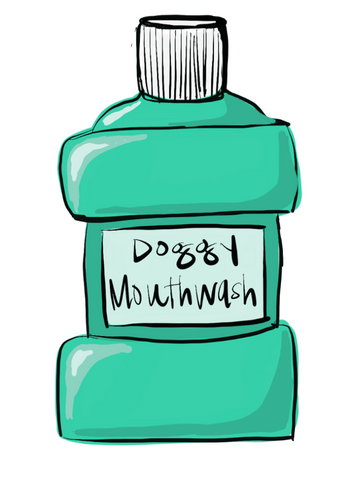 dog mouthwash