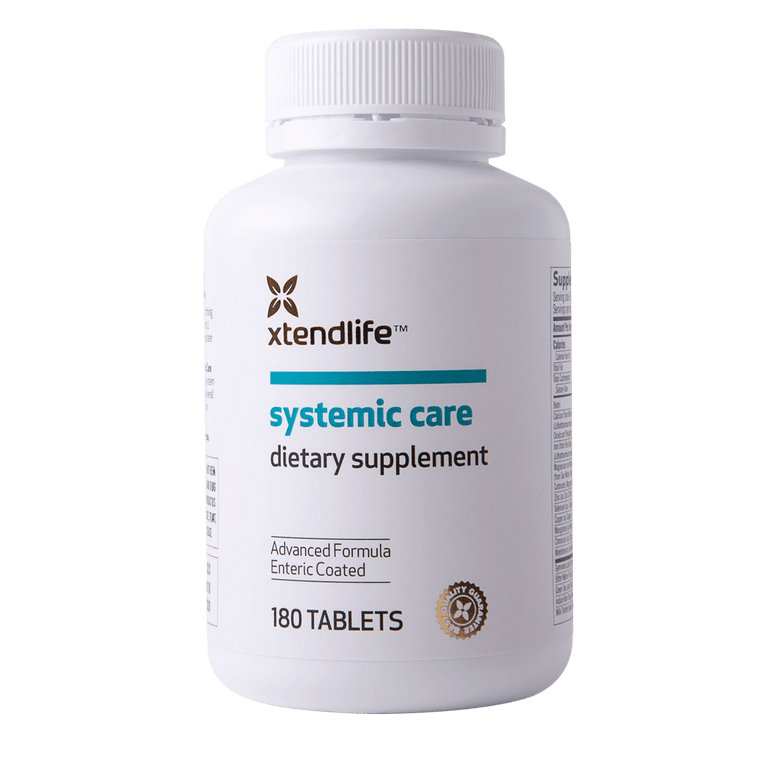 Buy our Systemic Care online now in the United Kingdom - Comprehensive care for your organs, helping to maintain healthy blood sugar levels.