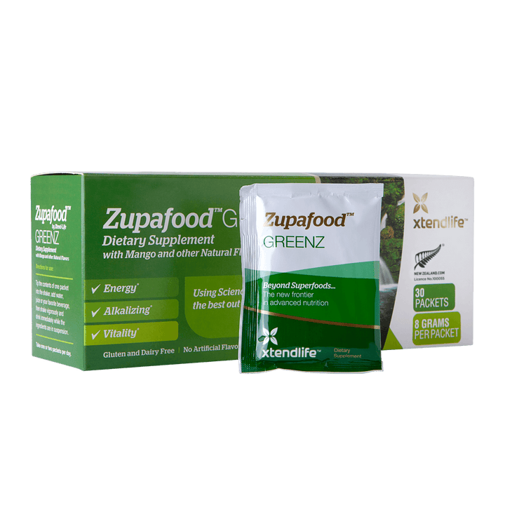 Zupafood™ GREENZ