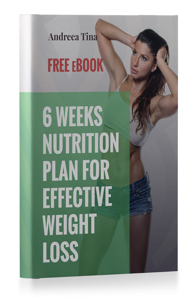 6 WEEKS NUTRITION PLAN FOR EFFECTIVE WEIGHT LOSS