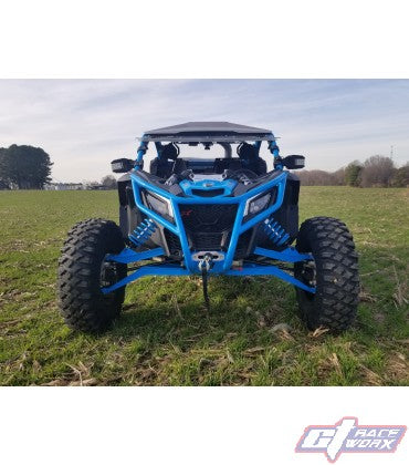 "Maverick X3 72"" Boxed High Clearance Lower A Arms"
